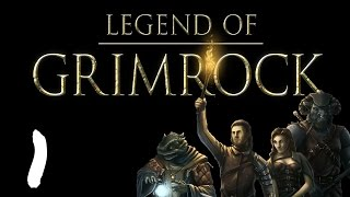 Let's Play Legend of Grimrock - Episode 1 - Gameplay Introduction