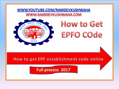 Employees Provident Fund registering process
