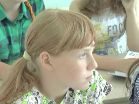 Экологическая школа для юных балашовцев