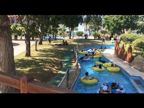 DREAMLAND AQUA PARK experience - YouTube