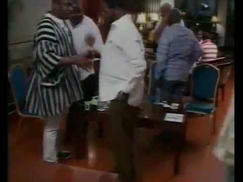 Accra Mayor Alfred Okoe Vanderpuije Caught Bribing Metro TV Staff (FocusGhana.com)