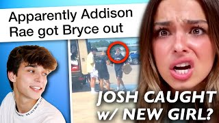 Addison Rae SAVES Bryce Hall from Jail? Josh Richards FRAMED, Nessa PISSED
