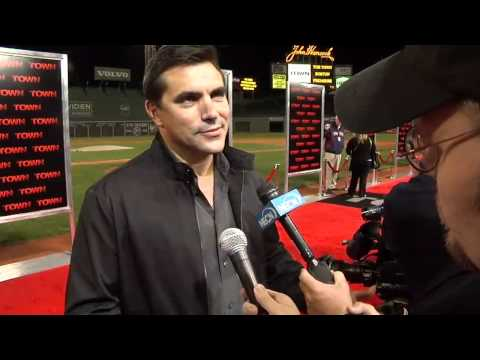 The Town Red Carpet: Todd English
