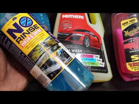 Which Car Soap Is Best?