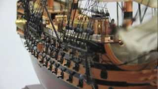 HMS Victory Wooden Tall Ship Model at GlobalChannel Ebay Shop