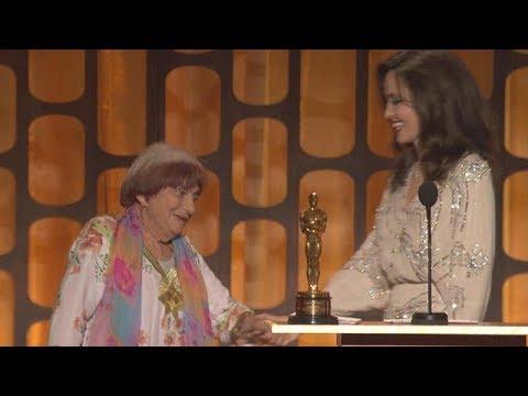 Oscar d'honneur à Agnès Varda - Actualité cinema CANAL +