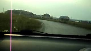 Тест пружин KMR на Honda Fit / из салона