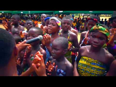 OUTSTANDING EWE DANCE BY THE PEOPLE OF THE VOLTA REGION