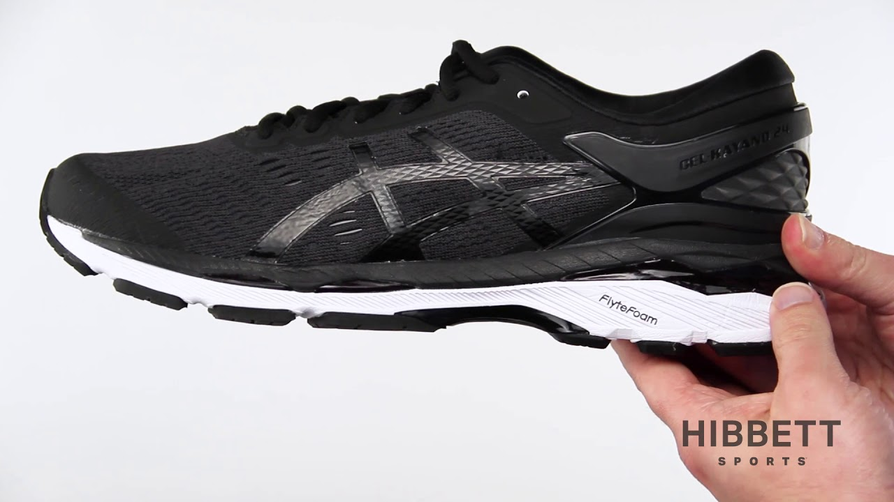 Mens Asics Kayano 24 - YouTube 7989e0d094