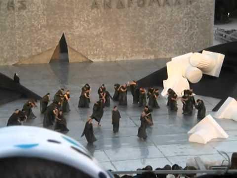 Tragedie Greche - Siracusa 2011 - Andromaca - Coro donne di Ftia