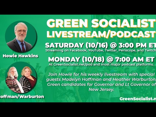 #GreenSocialist Notes #43
