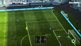 Demo Pro Evolution Soccer 2013 PC Gameplay - Jugando