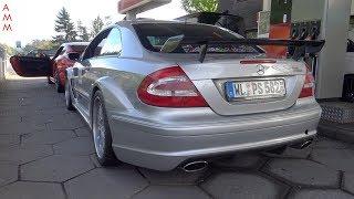 Mercedes CLK DTM Videos