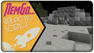 [Lets Play] FTB Galactic Science :: E22 - Making a Space Station