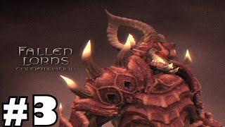 Fallen Lords: Другой Мир. Демоны часть 3.