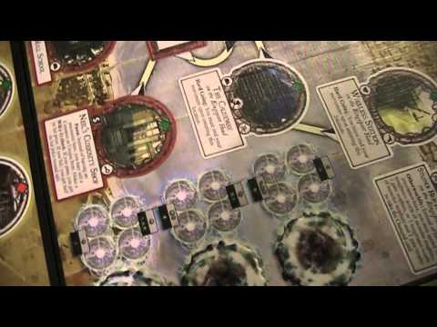 A lonesome Gamer plays Arkham Horror   Kingsport pt 1