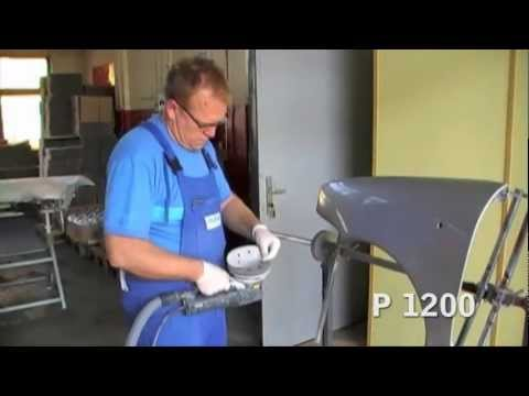 Car refinishing products paint spray cleaning care