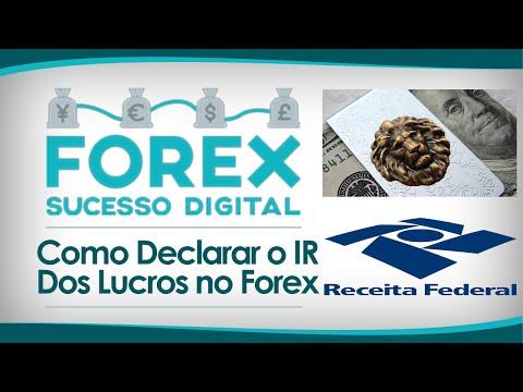 Declarando Seus Ganhos no Forex Para a Receita Federal | Márcio Santos
