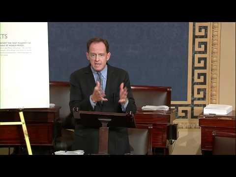 Sen. Toomey Speaks About his Sugar Amendment on the Senate Floor