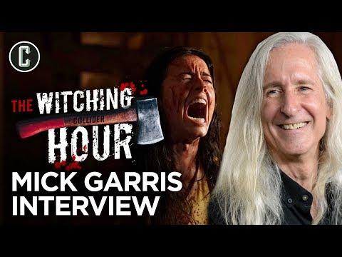 Mick Garris Talks Stephen King Adaptations & Nightmare Cinema - The Witching Hour