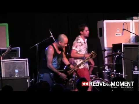 2012.08.03 In Fear and Faith - A Creeping Dose NEW SONG (Live in Des Moines, IA)