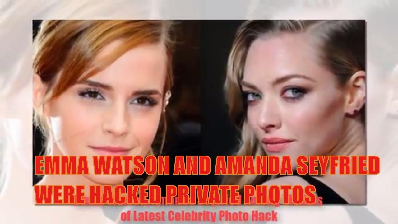 Emma Watson Amanda Seyfried Among Victims Of Latest Celebrity Photo Hack