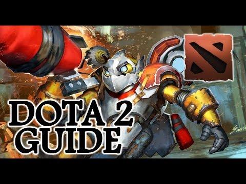 видео: dota 2 guide clockwerk - Гайд на Клокверка (Инициатор Стайл)