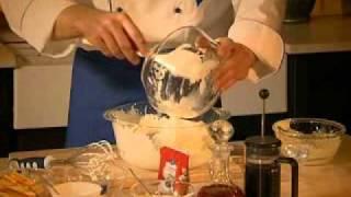Творожный десерт: видеорецепт от Valio