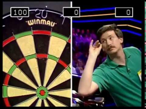 Bullseye Contestants with Strange Throws