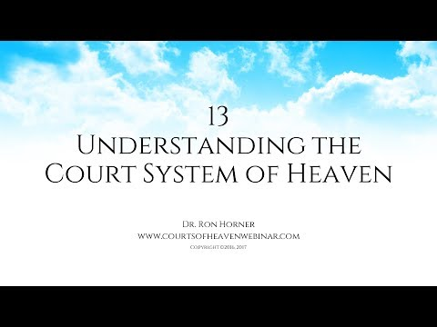 Accessing the Other Courts of Heaven