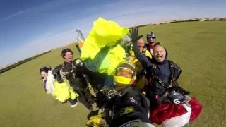 And that's a wrap | #SkydiveDubai