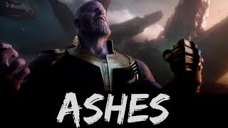 The Avengers - Ashes by Celine Dion (Infinity War HD version) Mp3