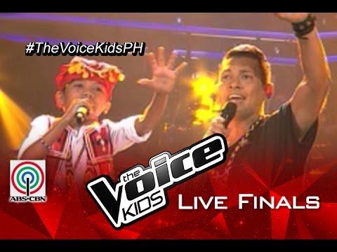 "The Voice Kids PH 2015 Live Finals Performance: �lik Ka Rin"" by Reynan & Gary Valenciano"