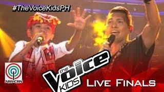 "The Voice Kids PH 2015 Live Finals Performance: ""Babalik Ka Rin"" by Reynan & Gary Valenciano"