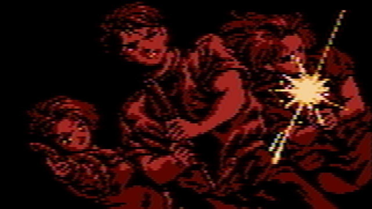 Metal Slader Glory (NES) English Playthrough - NintendoComplete