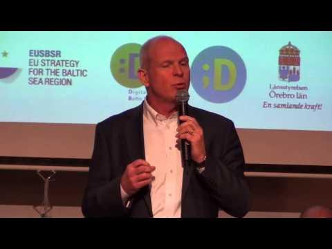 En digital agendas möjligheter och utmaningar - Hur går det regionala arbetet i landet