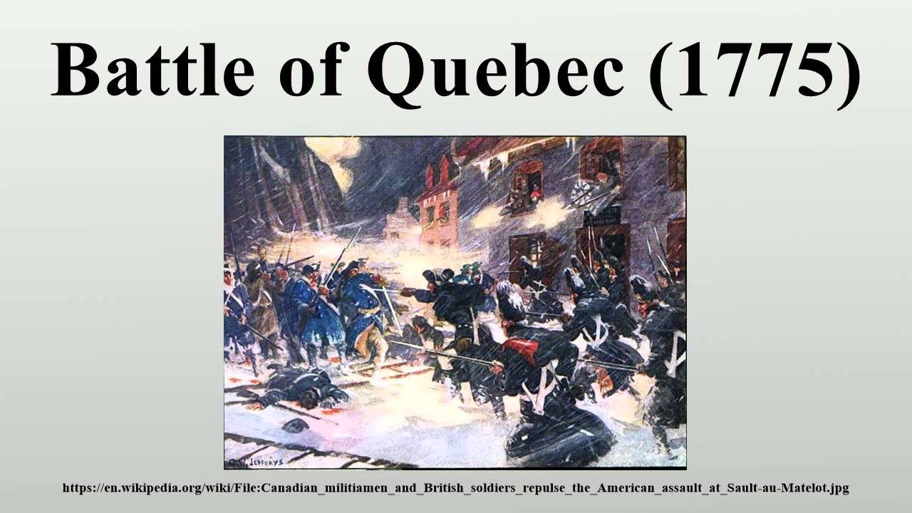 battle of quebec Battle of quebec , a timeline made with timetoast's free interactive timeline making software.