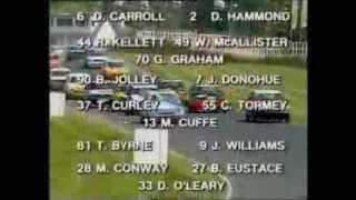 """""""Fiatnam""""- one make Fiat Ritmo racing from Mondello Park in 1991"""