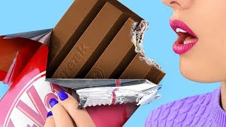 7 DIY Giant Candy - Funny Pranks!