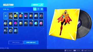 NOUVEAU Major Lazer SKINLEAKED DEFAULT MUSIQUE DISK Lazer Blast Pickaxe Fortnite Battle Royale