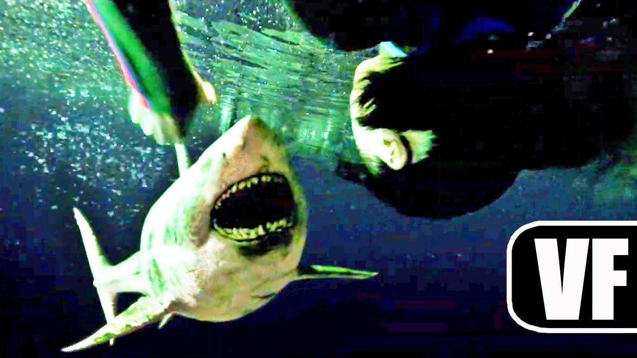 Sharkbait Bande Annonce Vf 2019 Film Requin Youtube