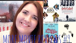 Spotlight, The Big Short and More - More Movie Reviews #9