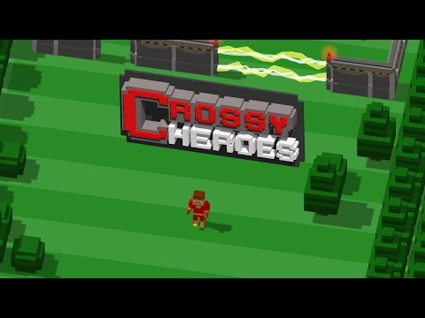 Crossy Heroes - Avengers of Hopopolis  (Official Trailer)