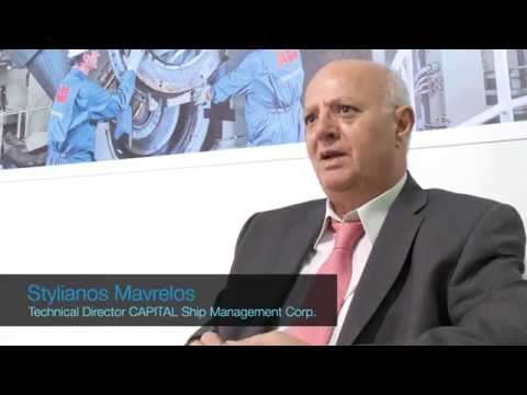 Interview of Stylianos Mavrelos, Capital Ship Management Corp.