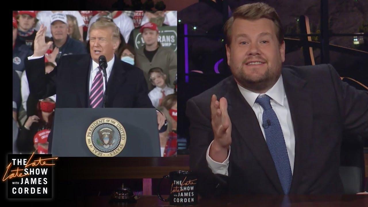 Trump's Bumbling Tour Reaches Pennsylvania