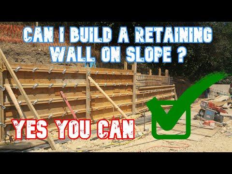 Retaining Wall Construction Oakland... All Access 510-701-4400
