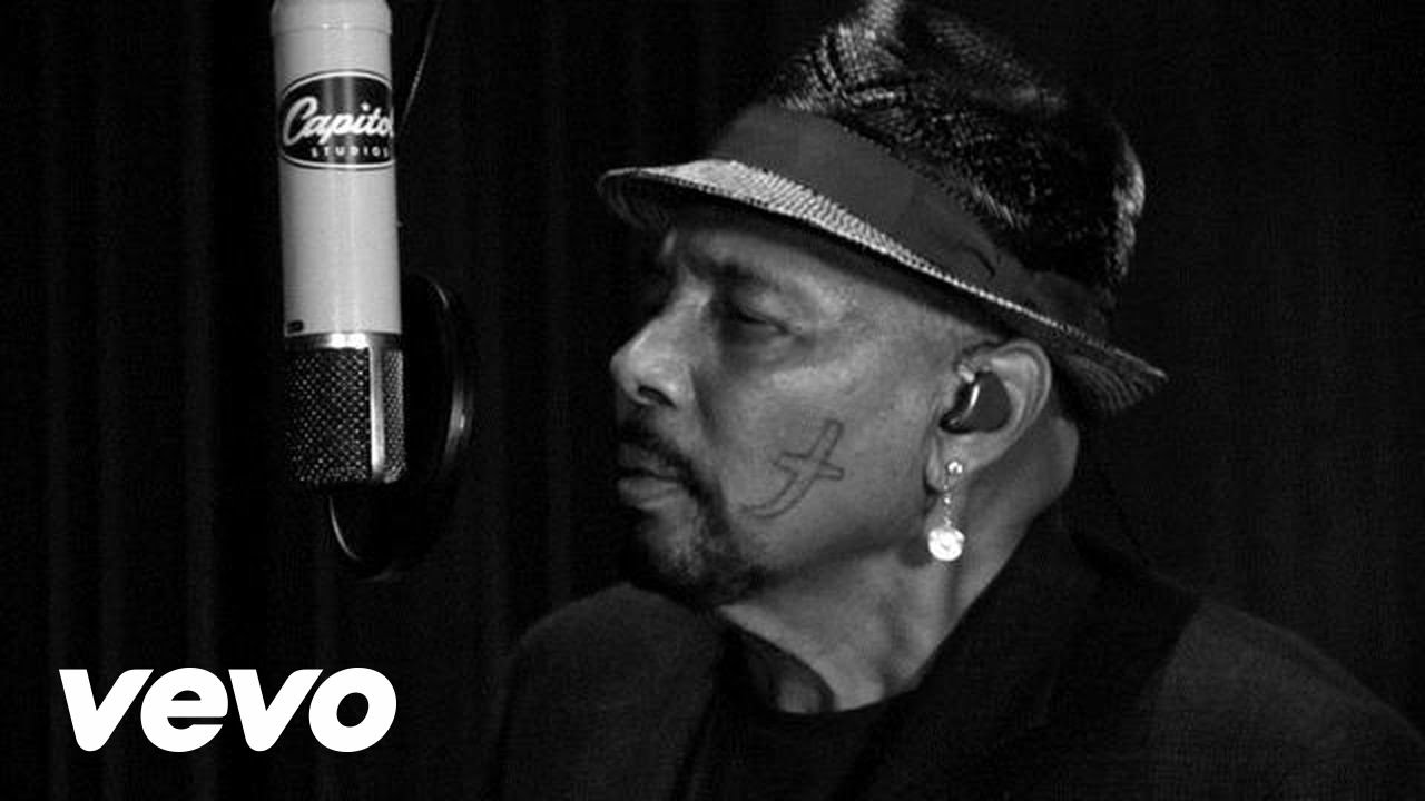 aaron neville the christmas song youtube