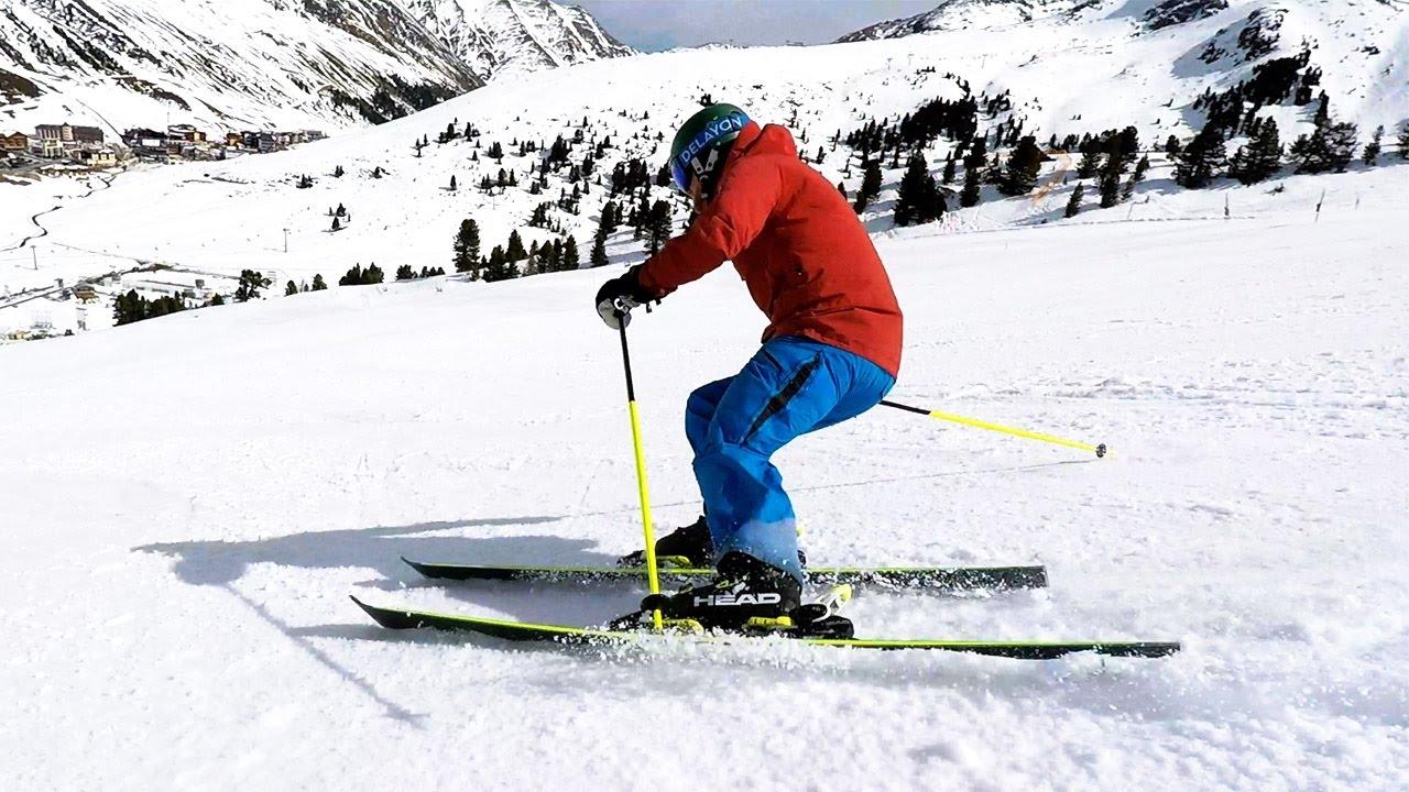 Tipps ski carving kurvenwechsel skifahren technik quick