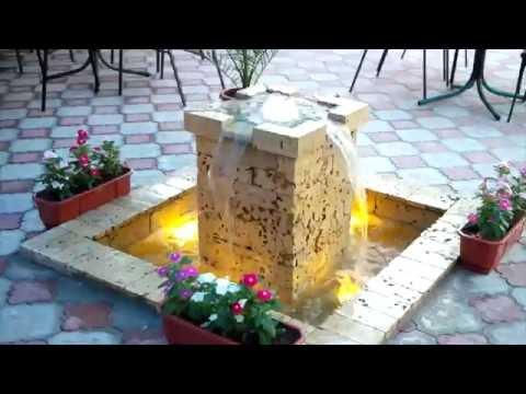 Гейзер. Устройство декоративных фонтанов и садовых прудов. Geyser. garden ponds