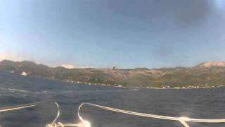 kiteboarding Croatia - Pelješac Orebic